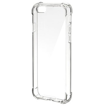 Husă 4smarts Ibiza Clip - iPhone 6/6S - Transparent