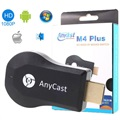 Receptor Dongle TV Wireless AnyCast M4 Plus - Airplay, DLNA, Miracast