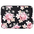 Husă Universal Laptop CanvasArtisan Floral - 13""
