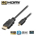 Cablu High Speed HDMI / Micro HDMI - 5m