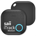 Breloc Chei - Key Finder Smart Saii iTrack Motion Alarm - Negru