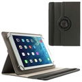 "Universal Tablet Rotary Case 9""-10.1"" - Black"