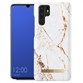 Husă Huawei P30 Pro - iDeal of Sweden Fashion - Auriu Carrara